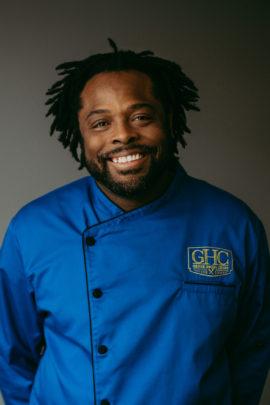 Jarrod Davis Greek House Chefs Culinary Director