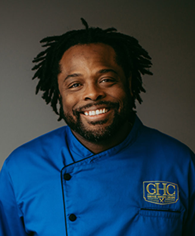 Jarrod Davis Culinary Director for Greek House Chefs