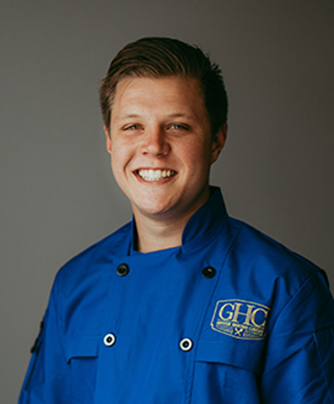 Reid Hoffman Travel Chef at Greek House Chefs